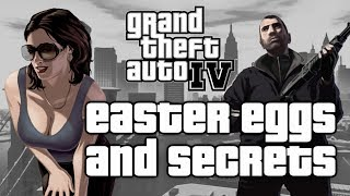 Grand Theft Auto IV All Easter Eggs And Secrets HD