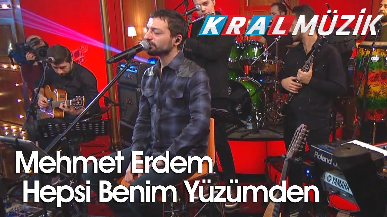 Kral Pop Akustik - Mehmet Erdem - Hepsi Benim Yüzümden