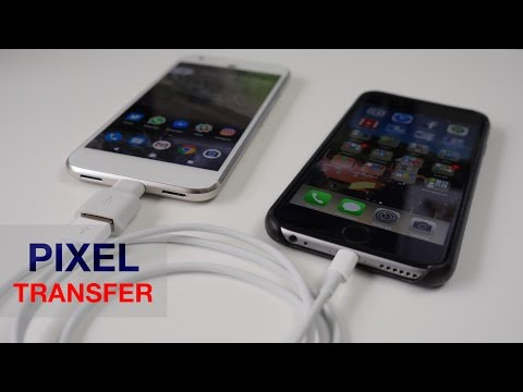 Apple iPhone to Google Pixel - How to transfer all your contacts, media, calendars and other data