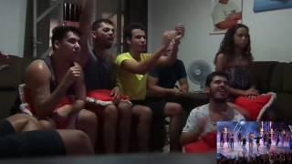Lady Gaga Super Bowl LI Reaction Brazilians