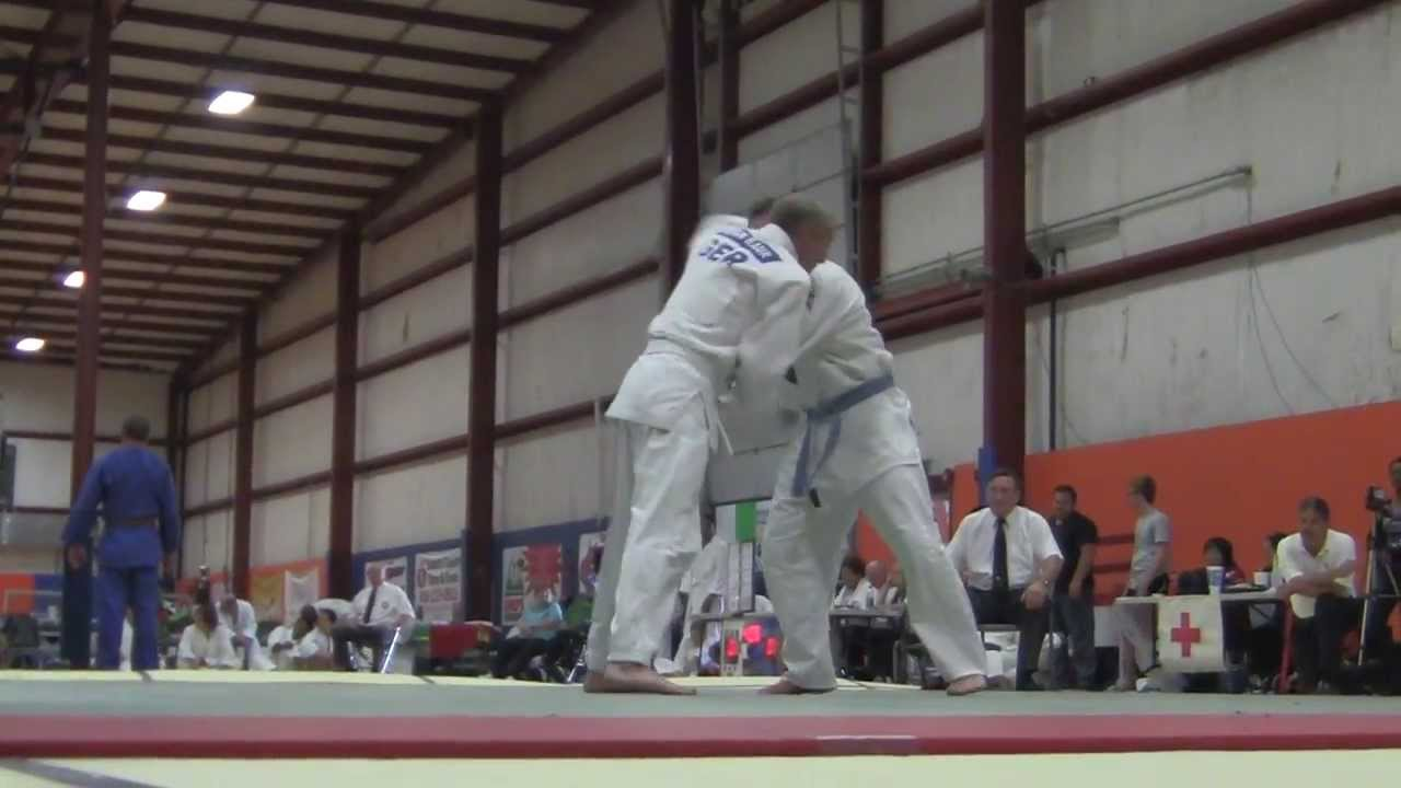 Roman Baur 2 ~ 2013 North vs. South Judo Championships