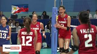 Jaja Santiago | Highlights | Philippines vs Vietnam | SEA Games 2015