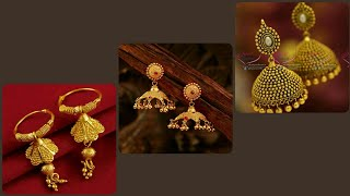 Top Choice Earrings Jhumka Design's Outstanding Stylish And Beautiful Collection
