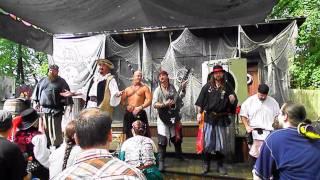Musical Blades Modern Day Pirate Kansas city Renaissance Festival 2010