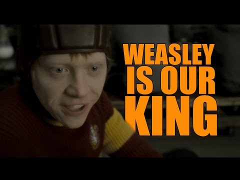 Naming the Weasley's - WEASLEY IS OUR KING! - Harry Potter Fan Theory