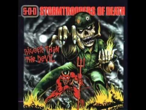 S.O.D. - Bigger Than The Devil [1999] Full Album