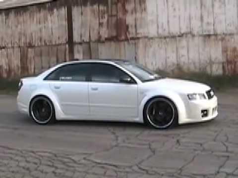 Audi A4 Widebody Youtube