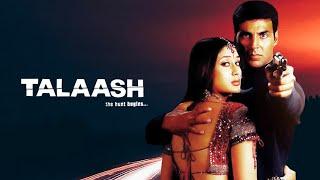 Talaash (The Hunt Begins) | AKshay Kumar | Kareena Kapoor | Bollywood Thriller Action Movie