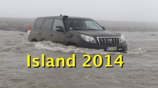 Iceland offroad (Island 2014) with Isafold Travel