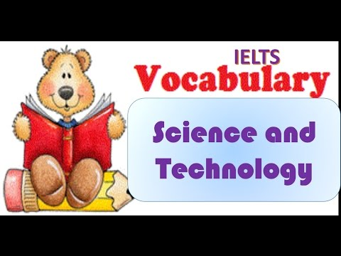 54 IELTS Check Your Vocabulary Science and Technology