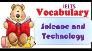 IELTS Check Your Vocabulary Science and Technology