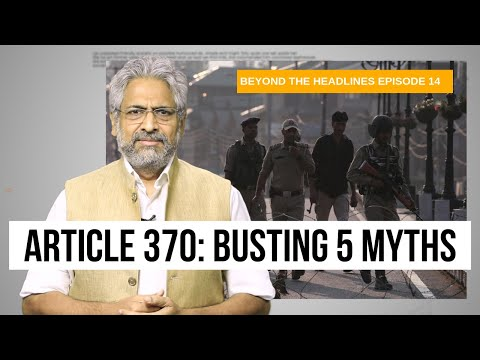 BTH 14 | Scrapping Article 370: What's the Political, Security and Diplomatic Fallout?