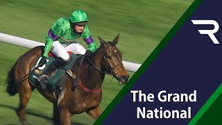 MON MOME Wins The 2009 Grand National At 100-1: A Poignant Remember Of The Talents Of Liam Treadwell