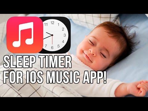iOS Basics: Set a Sleep Timer for the iOS Music App! iPhone, iPod, and iPad iOS 7+