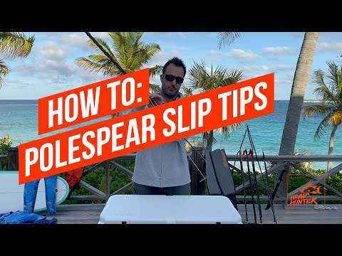 HOW TO SERIES: Showstopper Polespear Slip Tip Rigging