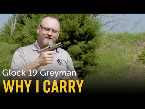 Glock 19   My Everyday Carry (My EDC)   Why I Concealed Carry