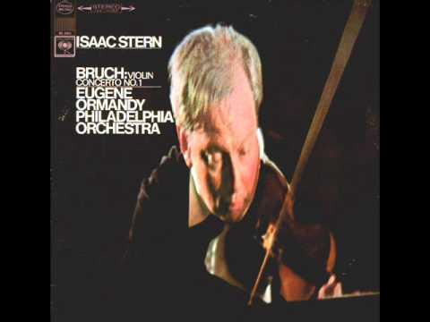 Bruch-Violin Concerto No. 1 in g minor op. 26 (Complete)