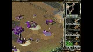 Command and Conquer Tiberian Sun Firestorm Skirmish Map Grand Canyon