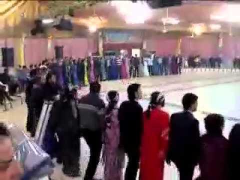 الفنان نوري النجم اجمل دبكه زوري الحسكه صاله  دجله