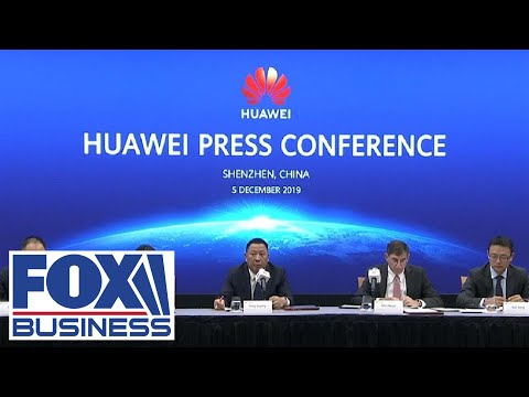 Huawei officials slam FCC's 'national security threat' label