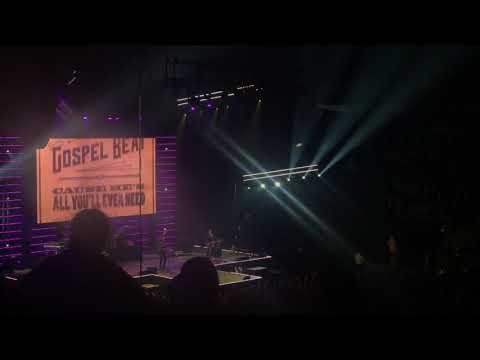 Zach Williams Old Church Choir Live at Key Arena Seattle WA 3.10.18