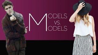 MODELS vs. MODELS