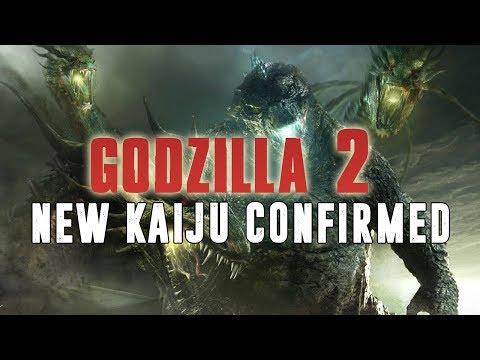 GODZILLA 2 New Kaiju Confirmed + Synopsis