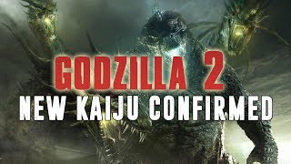 GODZILLA 2 New Kaiju Confirmed + Synopsis