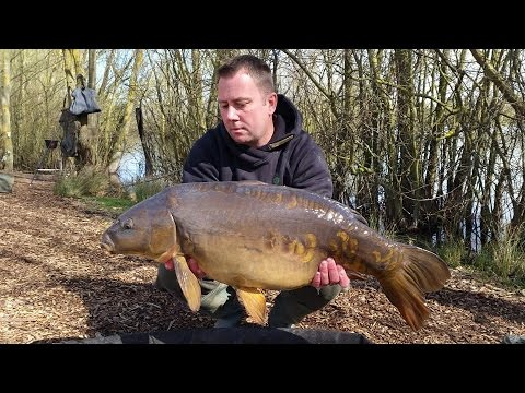 Ep 116 - Thorpe Lea, 48hrs Carp Fishing