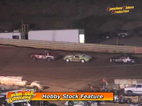 Volunteer Speedway Hobby Stock July 5th , 2003