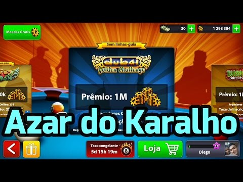 8 Ball Pool - Dubai Golden Challenge