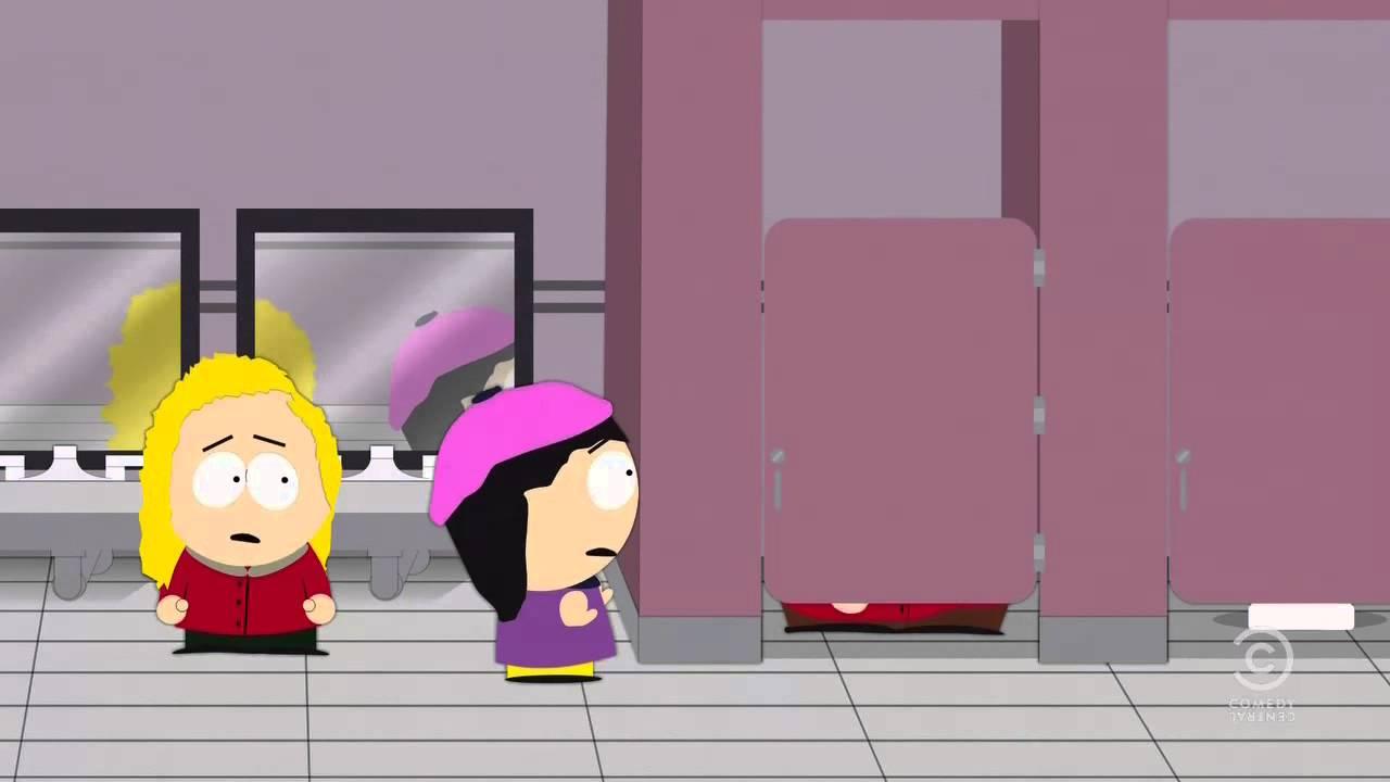 South Park The Cissy It S A Hard Life Youtube