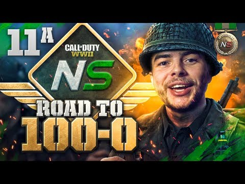 Road to 100-0! - Ep. 11A - We're Back!!! (Call of Duty:WW2 Gamebattles)