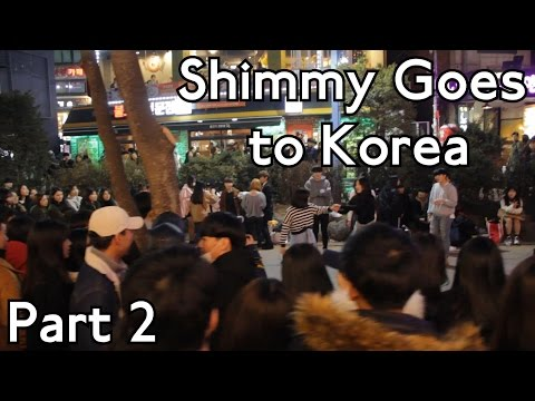 Thumbnail: Shimmy Goes to Korea - Part 2 in Seoul