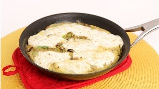 Ricotta & Leek Frittata Recipe - Laura Vitale - Laura in the Kitchen Episode 707