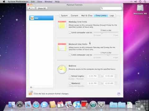 10.6 Snow Leopard Tutorial Video - Apple OS X Training