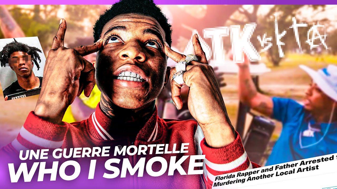 LE MORCEAU LE PLUS IRRESPECTUEUX DU RAP (le hit Who I Smoke..) - STORY'INK #01
