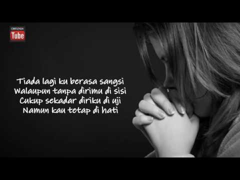 Sedalam Dalam Rindu~Tajul with lyrics