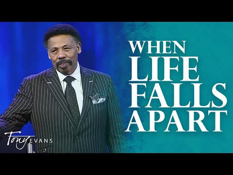 Why God Allows Your Crisis • Tony Evans (Sermon)