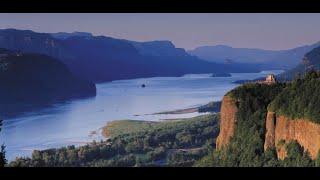Oregon River Reverie.