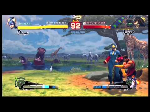 Ultra Street Fighter IV - Reseña