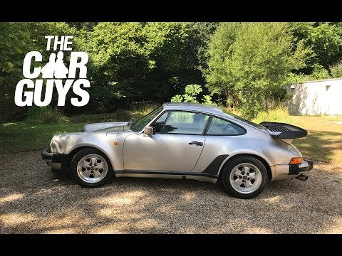 Did I buy the WRONG 911 TURBO at auction?