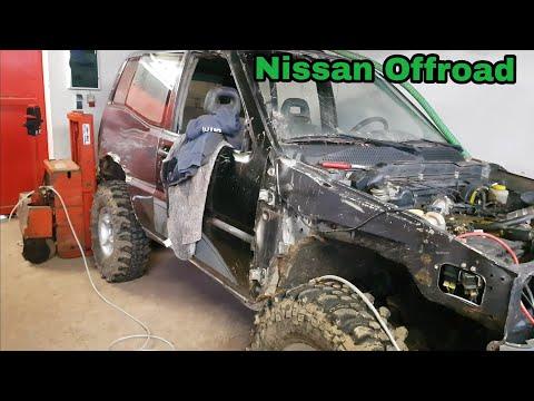 ремонт Nissan Terrano диагнозируем масштаб поломок