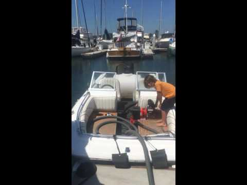 AR Marine Services pump out vexample part I