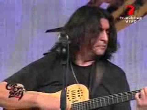 Luis salinas en cosquin 2009 al jardin de la for Al jardin de la republica acordes