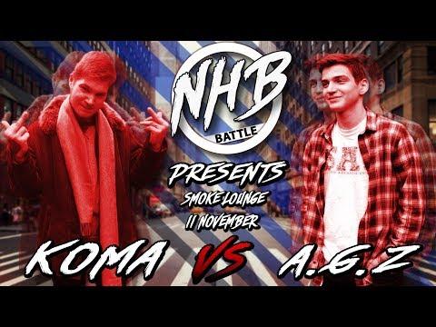 NHB BPM Battle #4   KOMA X  A.G.Z