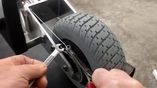 TravelScoot Brake Adjustment