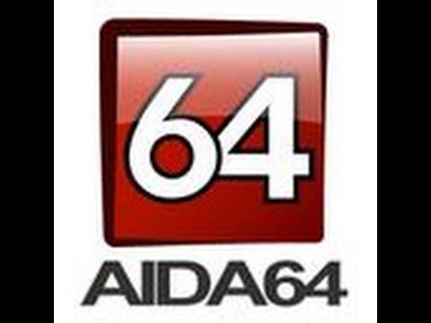 AIDA64 Где скачать программу - YouTube