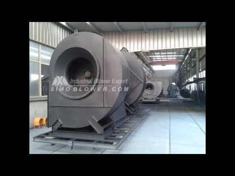 Industrial fan to Indonesia/Industrial blower to Japan