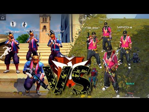 4 SAKURAS Vs 4 RAPEROS // EL MEJOR ENFRENTAMIENTO // *epico*